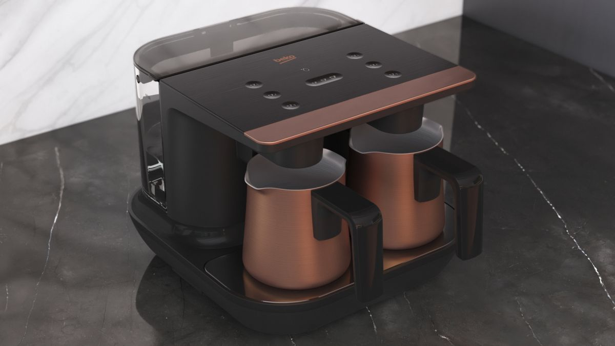 Beko Telvo Duo TKM8961 Turkish Coffee Machine review