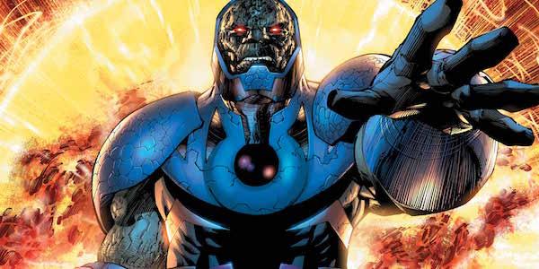Darkseid in the comics