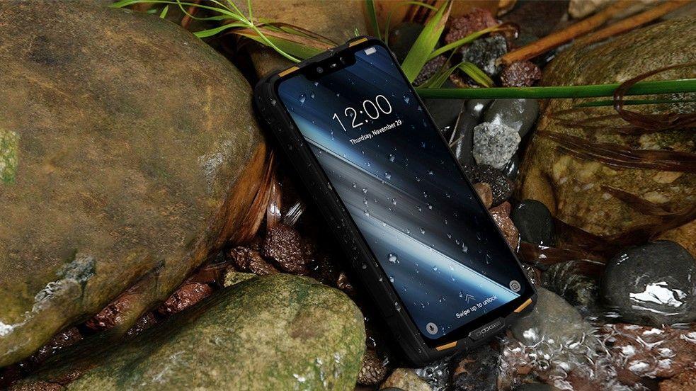 DOOGEE S90 modular rugged smartphone smashes Kickstarter target