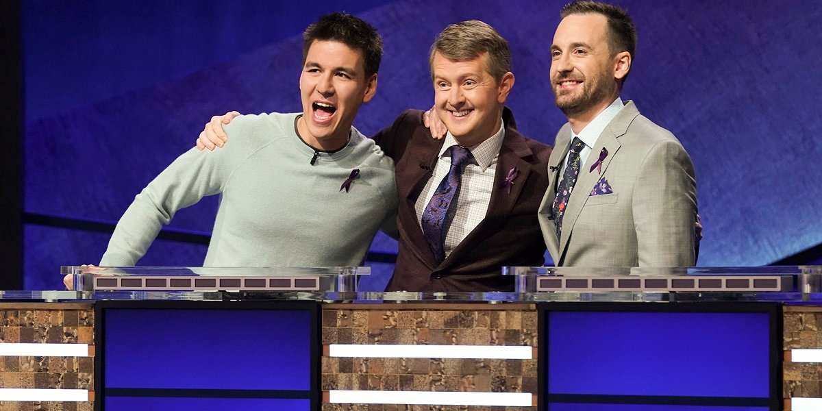 Jeopardy The Greatest Of All Time Tournament ABC