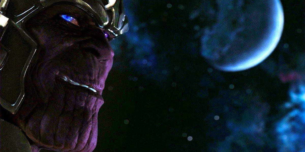 Thanos - The Avengers (2012)
