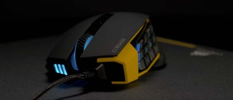 Corsair Scimitar RGB mouse review