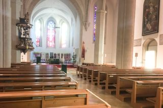 An Adamson P.A. adds discrete and effective reinforcement at Austria's 500-year-old Dom St. Martin.