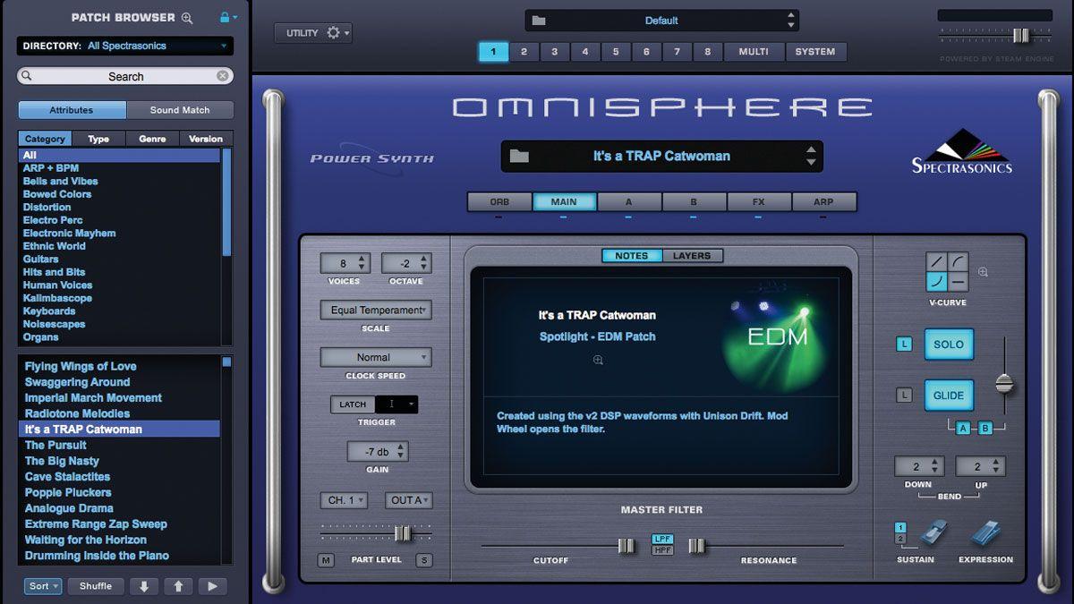Spectrasonics Omnisphere 2 Loginyellowray
