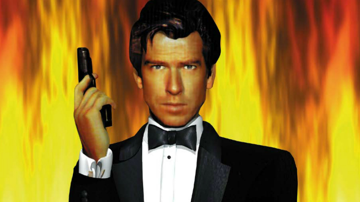 N64 S Goldeneye 007 Cancelled Xbox Remaster Leaks Online And You Can Play It Techradar