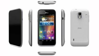 ZTE to launch Tizen-based handset in 2012?