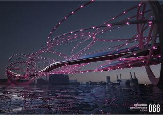Conceptual designs for new London bridge will blow you away