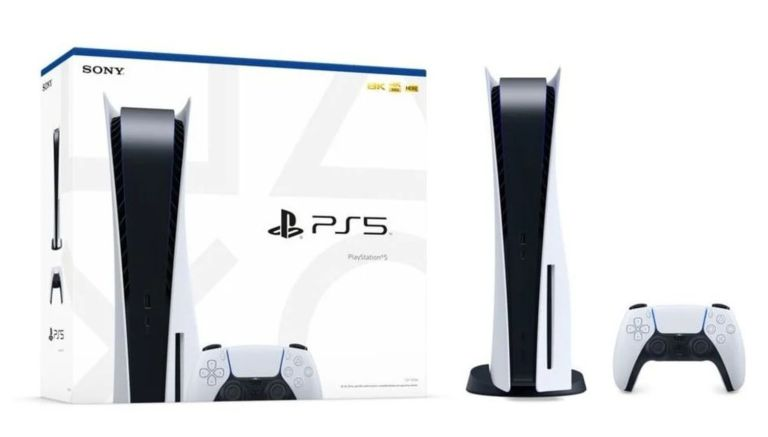 PS5 storage space PlayStation 5