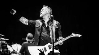 James Hetfield - Metallica podcast