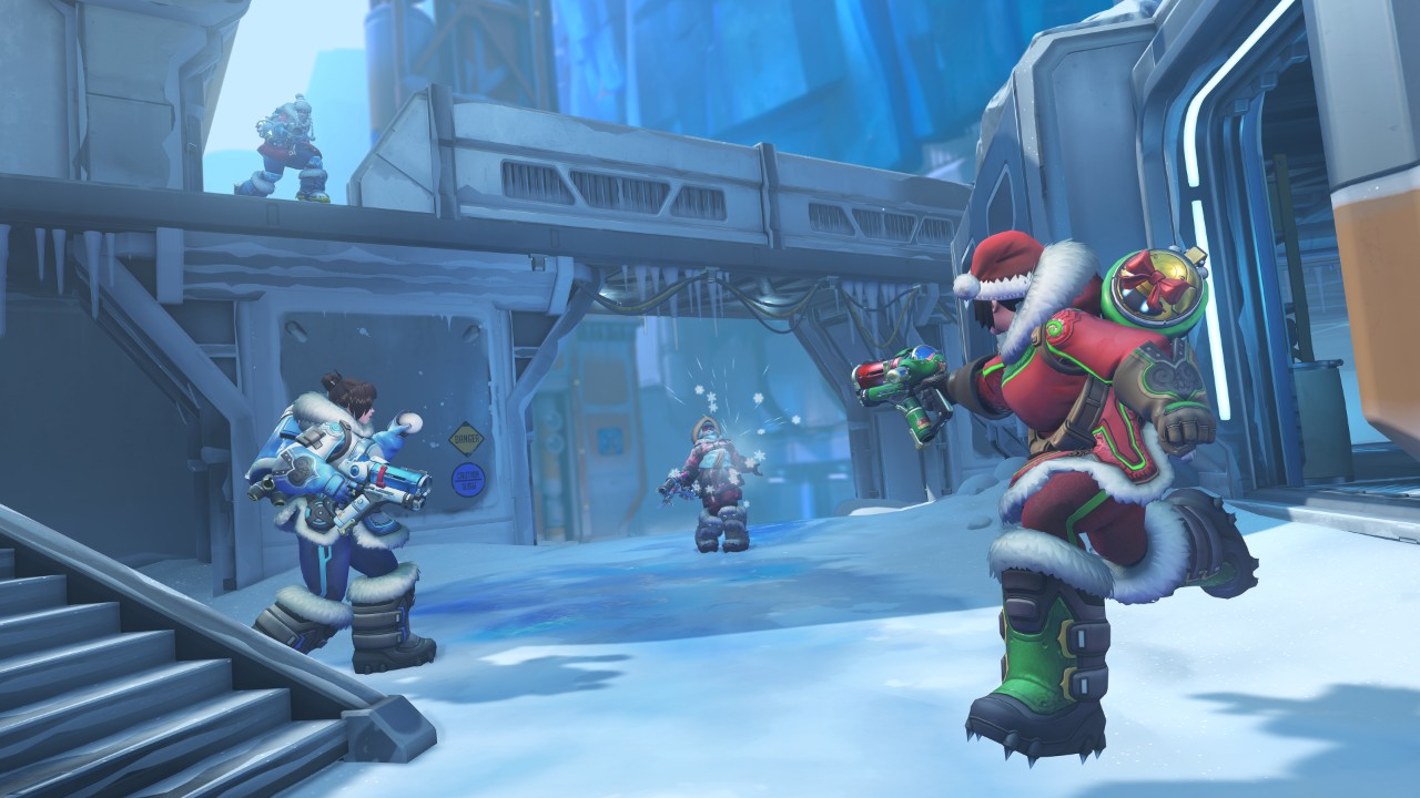 2020 Overwatch Skins Christmas Gallery Overwatch Winter Wonderland 2019 event drops seven new skins and