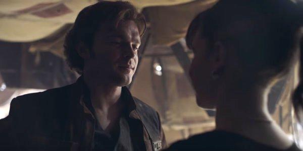 Han Solo Star Wars Alden Ehrenreich