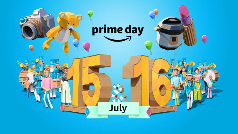 Amazon Prime Day £10 free credit