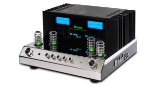 McIntosh MA352 integrated amp boasts 200W of power