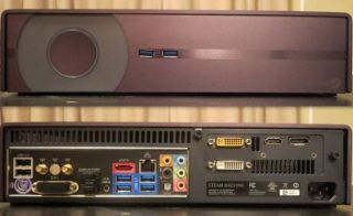 Hands-on with Valve's Steam machine and the Steam controller: part one