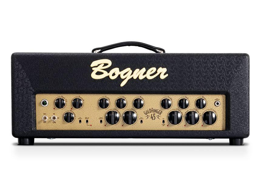 Bogner Goldfinger 45 Review Musicradar