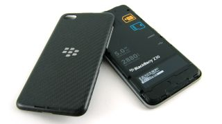 BlackBerry 64-bit phone