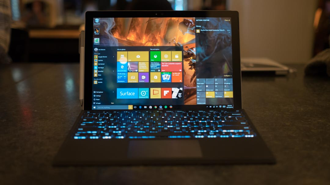 Microsoft Reveals The Requirements For A Highly Secure Windows 10 PC