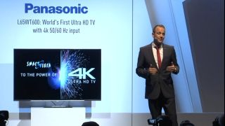 Panasonic L65WT600: world's first 4K TV with HDMI 2.0 launches