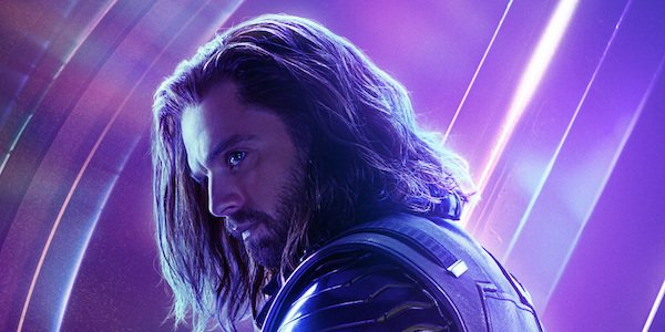 Bucky Barnes' Infinity War poster