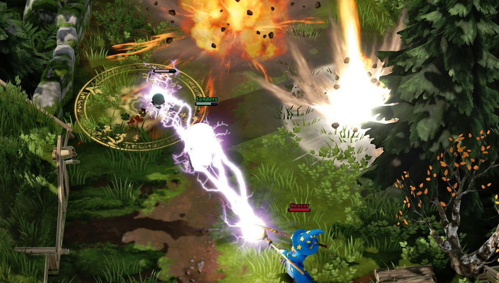 Magicka: Wizard Wars enters early access; founders rewards include Crusader Kings II