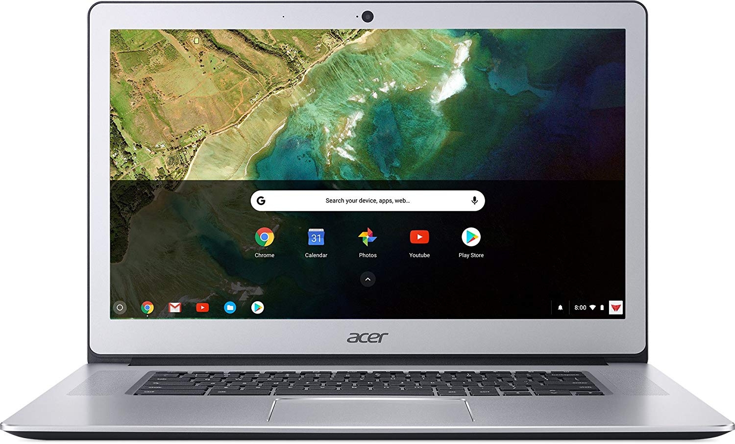 Best 15-inch laptop: Acer Chromebook 15