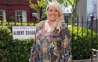 EastEnders Letitia Dean aka Sharon Mitchell