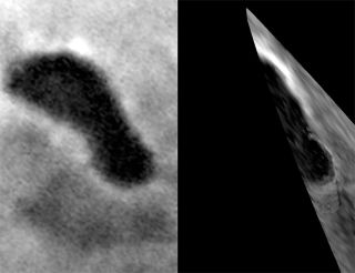 Giant Lake Confirmed on Saturn's Moon Titan