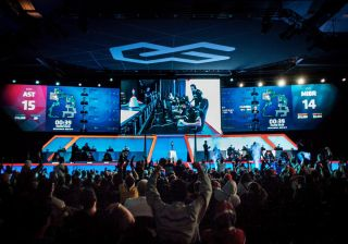 Ready player one: Canon outfits USA's biggest esports stadium (Image: Esports Stadium Arlington)