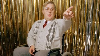 How to watch Phoenix Nights - picture shows Peter Kay as Brian Potter from Phoenix Nights