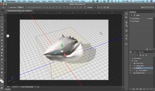 3D clamshell