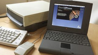 Slick capable and connected it s time to go back to the PowerBook Duo