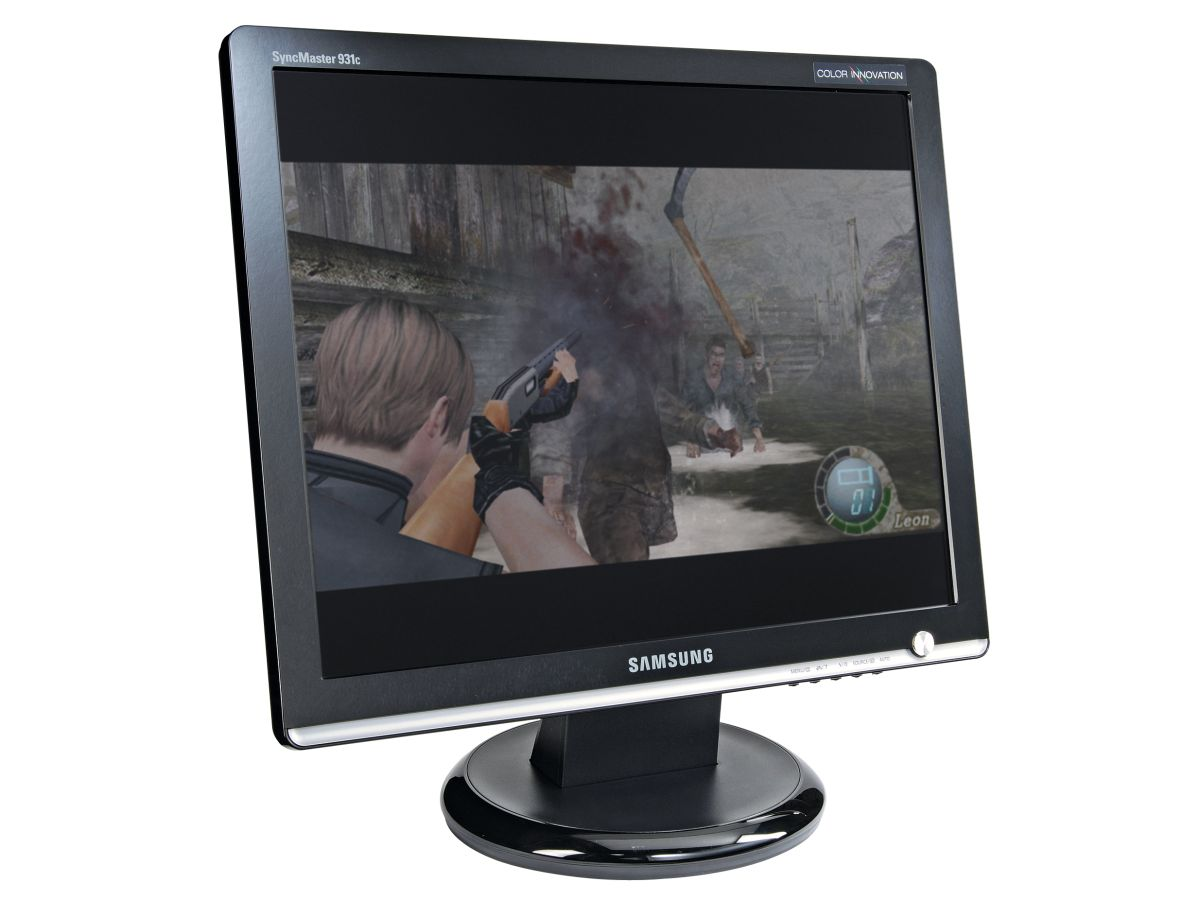 Samsung Syncmaster 931c Review Techradar