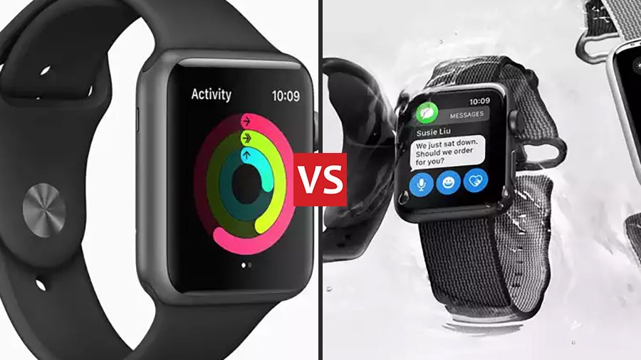 apple watch series 1 vs series 2 which should you get t3. Black Bedroom Furniture Sets. Home Design Ideas