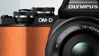 Olympus OM-D E-M10 limited edition orange