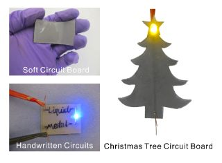 Soft, Writable Circuits
