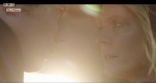 Silent Witness kiss Nikki and Jack