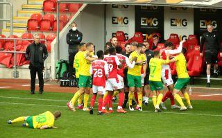 Rotherham United v Norwich City – Sky Bet Championship – AESSEAL New York Stadium