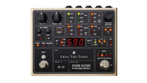 Free The Tone Future Factory FF-1Y delay review | MusicRadar