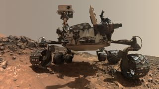 Happy Marsiversary, Curiosity!