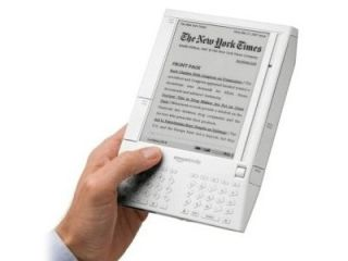 Get ready for a tabloid (or at least A4-sized) Kindle newspaper reader