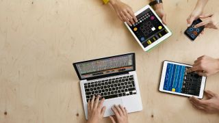 Ableton's Link technology is definitely a step in the right direction as far as wireless music making is concerned.