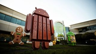 KitKat uptake at 1 8 of devices Jelly Bean still growing