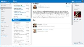 Microsoft drops Hotmail, rebrands webmail to Outlook