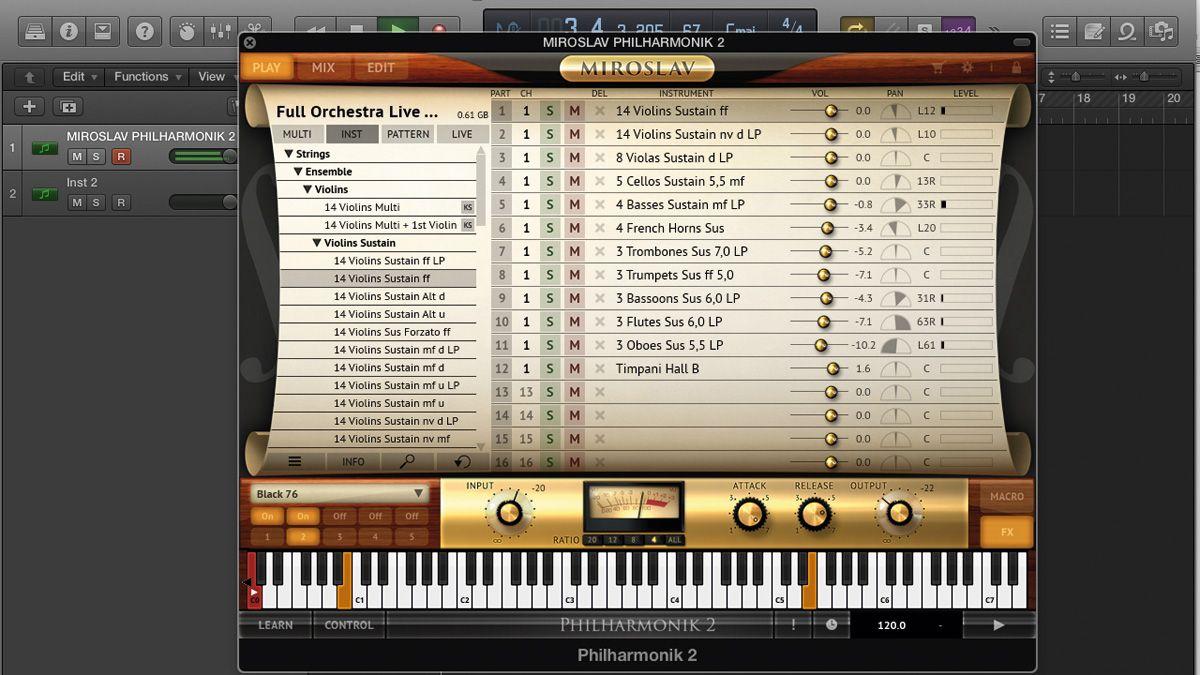Ik Multimedia Miroslav Philharmonic 2 Review Musicradar