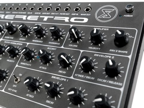 The Future Retro XS sounds deliciously analogue.
