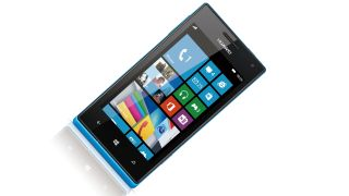 Huawei W1 Windows Phone sneaks out at CES