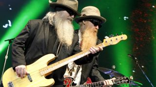 Living legends Billy Gibbons and Dusty Hill
