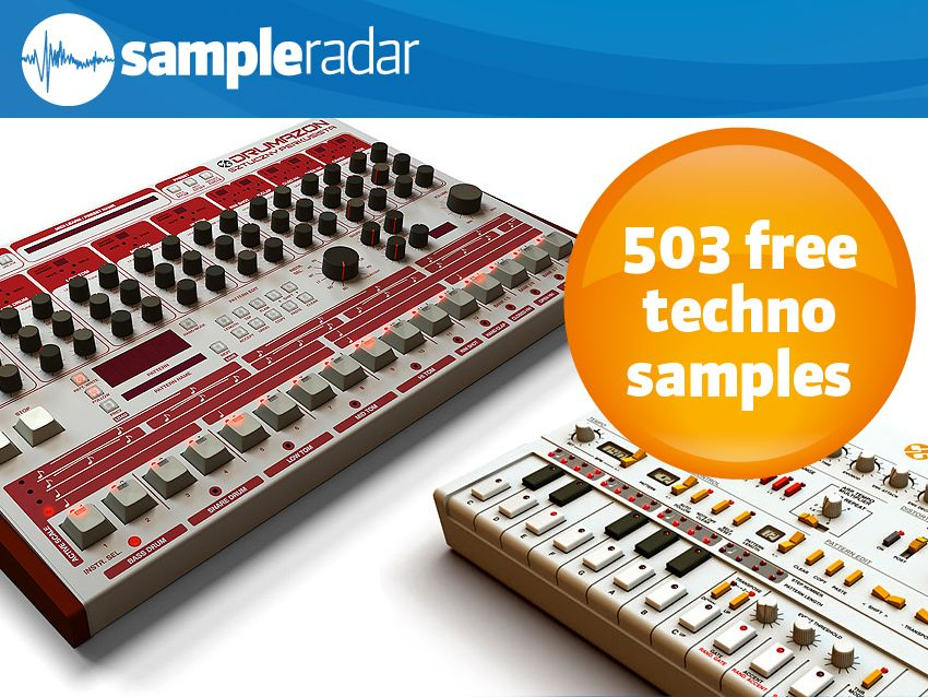 SampleRadar: 503 free techno samples | MusicRadar
