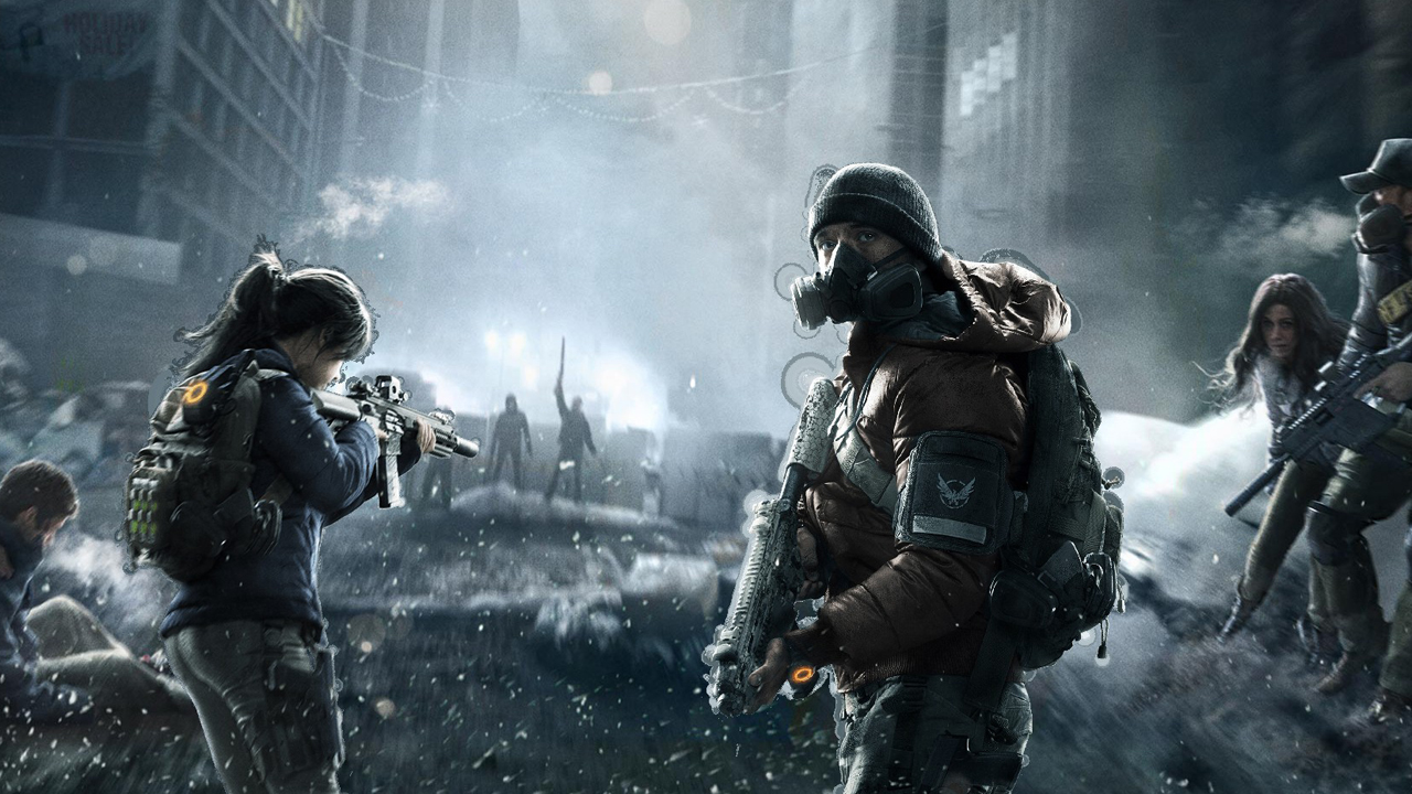 Tom Clancy\'s The Division review | GamesRadar+