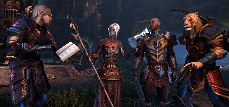 Elder Scrolls Online console issues and fixes are kind of